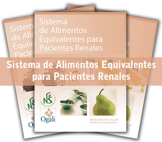 SISTEMA DE ALIMENTOS EQUIVALENTES PARA PACIENTES RENALES