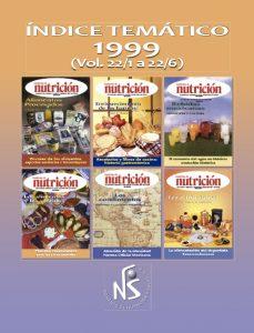 Índice temático 1999.indd