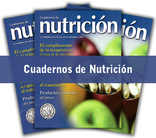 Revista Cuadernos de Nutrición