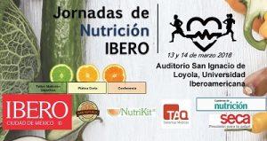 Jornadas de Nutrición en la IBERO