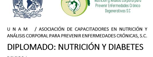 Diplomado Nutrición y Diabetes